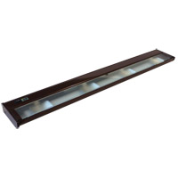 CSL Lighting NCAX-120-32BZ New Counter Attack 120V Xenon 32 inch Bronze Undercabinet Light