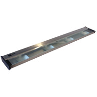 CSL Lighting NCAX-120-32SS New Counter Attack 120V Xenon 32 inch Stainless Steel Undercabinet Light