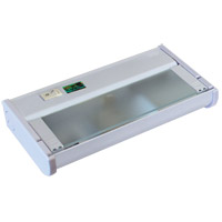 CSL Lighting NCAX-120-8WT New Counter Attack 120V Xenon 8 inch White Undercabinet Light