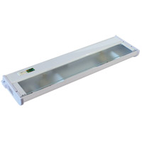CSL Lighting NCAX120L-16WT New Counter Attack 120V Xenon 16 inch White Undercabinet Light