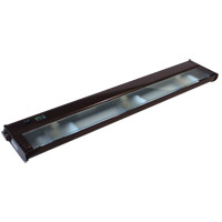 CSL Lighting NCAX120L-24BZ New Counter Attack 120V Xenon 24 inch Bronze Undercabinet Light