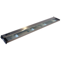 CSL Lighting NCAX120L-32SS New Counter Attack 120V Xenon 32 inch Stainless Steel Undercabinet Light