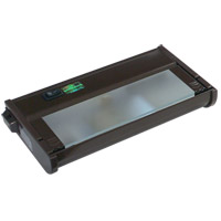 CSL Lighting NCAX120L-8BZ New Counter Attack 120V Xenon 8 inch Bronze Undercabinet Light