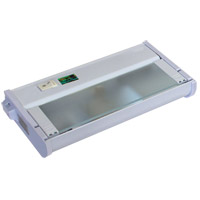 CSL Lighting NCAX120L-8WT New Counter Attack 120V Xenon 8 inch White Undercabinet Light