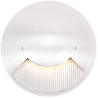 Lunar 120V 6 watt White Step Light