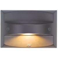 Arch 120V 3 watt Bronze Step Light
