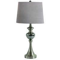 Crestview Collection AER655BNGYSNG Element Table Lamp Portable Light