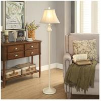 Crestview Collection AER714CRMSNG Element Floor Lamp Portable Light