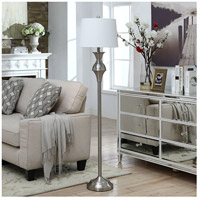 Crestview Collection AER880BNSNG Element Floor Lamp Portable Light