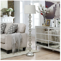 Crestview Collection AER919SNG Element Floor Lamp Portable Light
