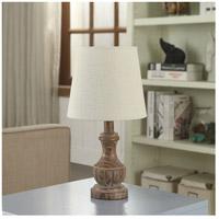 Crestview Collection AVP809TZWSNG Element Table Lamp Portable Light