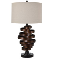 CVAER1418 Crestview Collection Crestview Table Lamp Portable Light