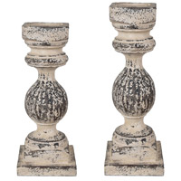 Crestview Candleholders, Set of 2