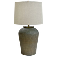 CVIDZA009 Crestview Collection Crestview Table Lamp Portable Light