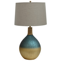 CVIDZA012 Crestview Collection Crestview Table Lamp Portable Light