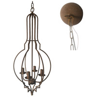 Crestview Collection CVPDA008 Crestview Chandelier Ceiling Light