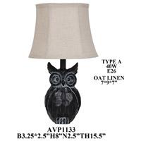 EVAVP1133 Crestview Collection Crestview Table Lamp Portable Light