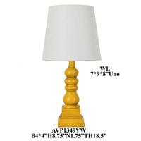 EVAVP1349YW Crestview Collection Crestview Table Lamp Portable Light