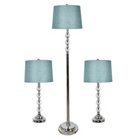 Crestview Collection Element Table Lamps