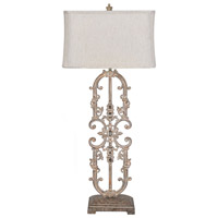 White Metal Iron Table Lamps