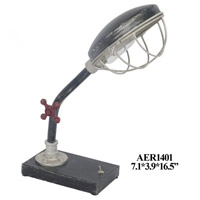 CVAER1401 Crestview Collection Crestview 17 inch Table Lamp Portable Light