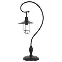 Crestview Collection CVAER676 Harbor Side 35 inch 60 watt Antique Bronze Table Lamp Portable Light