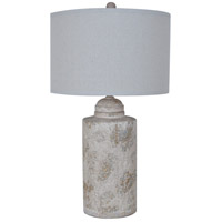 Crestview Collection CVAP1718SNG Camden 32 inch Table Lamp Portable Light