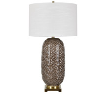 Crestview Collection CVAP2306 Korbel Table Lamp Portable Light