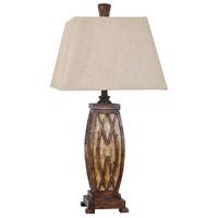 Crestview Collection CVAVP102 Willow 33 inch 150 watt Resin Willow Branch Table Lamp Portable Light