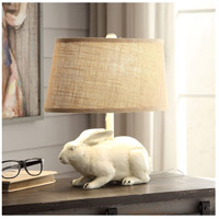 Crestview Collection Antique White Table Lamps