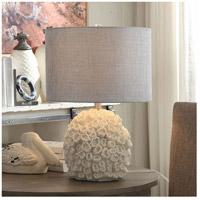 Crestview Collection CVAVP862 Sea Life 22 inch 100 watt White Table Lamp Portable Light
