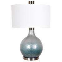 Crestview Collection CVAZBS028 Celest 32 inch 150 watt Green Table Lamp Portable Light
