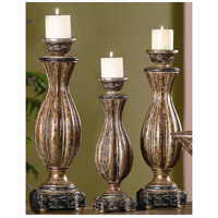Crestview Collection CVCHE218 Avignon 24 X 21 inch Candleholders, Set of 3 photo thumbnail