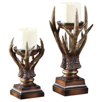 Deerfield 13 inch Candleholders, Set of 2
