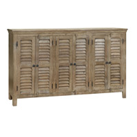 Crestview Collection CVFNR305 Bengal Manor 72 X 16 inch Sideboard