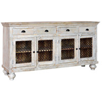 Crestview Collection CVFNR419 Bengal Manor 76 X 18 inch Sideboard