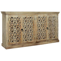 Crestview Collection CVFNR450 Bengal Manor 71 X 16 inch Sideboard
