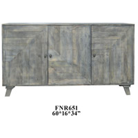 Crestview Collection CVFNR651 Bengal Manor 60 X 16 inch Sideboard