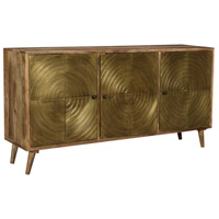 Crestview Collection CVFNR714 Bengal Manor 69 X 16 inch Sideboard