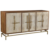 Crestview Collection CVFNR722 Bengal Manor 69 X 16 inch Sideboard