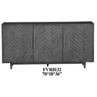 Crestview Collection CVFVR8132 Hawthorne Estate 70 X 18 inch Sideboard