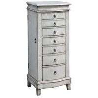 Crestview Collection CVFZR2178 Evelyn 45 inch Jewelry Armoire