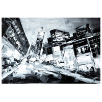 Crestview Collection CVTOP2301 Deep City Wall Art