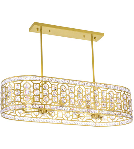 CWI Lighting Stainless Steel Havely Chandeliers