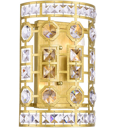 CWI Lighting 1026W8-2-193 Belinda 2 Light 8 inch Champagne Wall Sconce Wall Light photo
