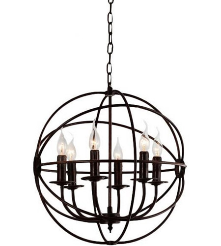 CWI Lighting Arza Chandeliers