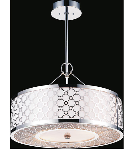 CWI Lighting Stainless Steel Pendants