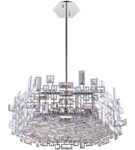 Cwi Lighting 5689p24 12 601 Arley 12 Light 24 Inch Chrome Chandelier Ceiling Light