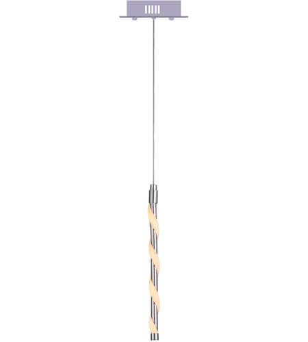 CWI Lighting Chrome Pendants