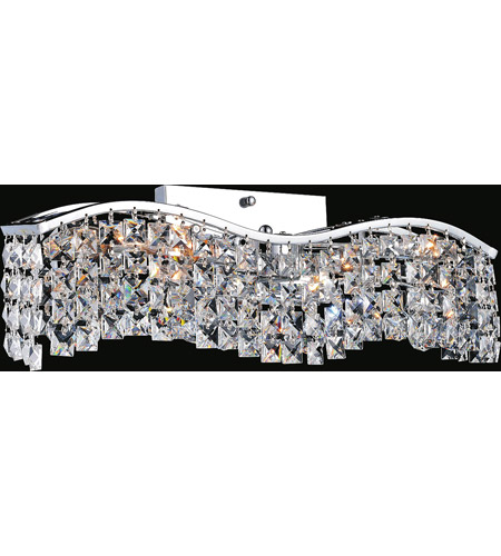 CWI Lighting Crystals Glamorous Wall Sconces